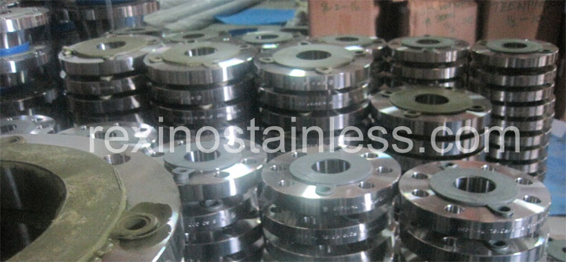 304H Stainless Steel Flange Stock At Our Stockyard