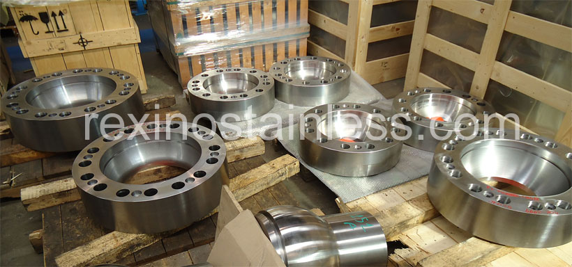 316 Stainless Steel Flange Stock At Our Stockyard