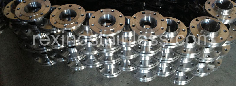 317L Stainless Steel Flange Stock At Our Stockyard