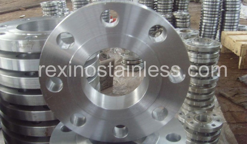 321 Stainless Steel Flange Stock At Our Stockyard