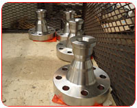 Alloy Steel Weldo / Nipo Flanges  manufacturers, supplier & stockist in india & asia