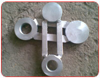 Alloy SteelSpectacle Blind Flanges manufacturers, supplier & stockist in india & asia