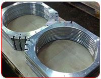 Alloy Steel Square Flanges  manufacturers, supplier & stockist in india & asia