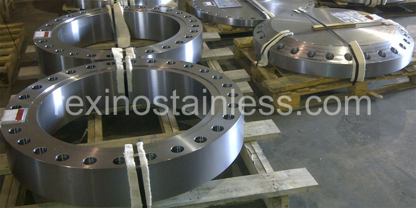 Forging Facing Flanges