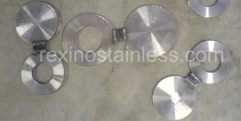Spectacle Blind Flanges | Spectacle Blind Flanges Manufacturer