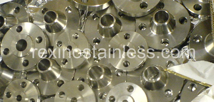 Incoloy 825 Flanges Stock At Our Stockyard