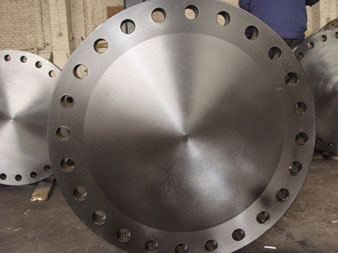 Stainless Steel Forged Blind Flange, ASTM A182 F304/304L,ASME/ANSI B16.5 150LB DN100