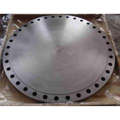 GOST12820-80 Stainless Steel Blind Flange Dual Rated ASTM A182 F321 RF,PN1.6Mpa DN150