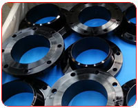 Carbon Steel Forging Facing Flanges manufacturers, supplier & stockist in india & UK