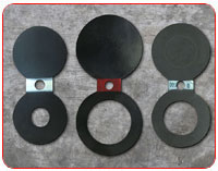 Carbon Steel Spectacle Blind Flanges manufacturers, supplier & stockist in india & asia