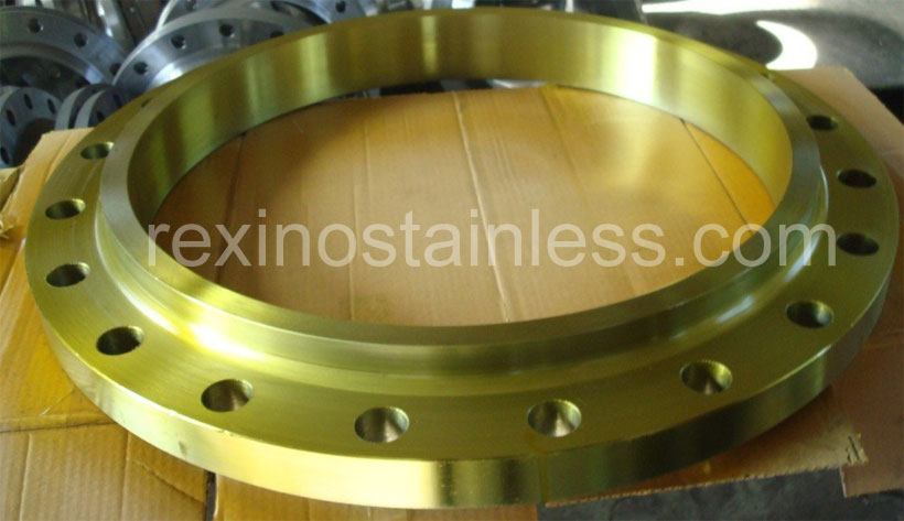 Copper Nickel Cu-Ni 70/30 (C71500) Flanges Stock At Our Stockyard