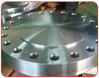 High Hub Blinds Flanges