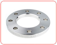 Stainless Steel Flat Flanges  manufacturers, supplier & stockist in india & asia