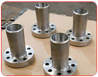 Stainless Steel Long Weld Neck Flanges  manufacturers, supplier & stockist in india & asia