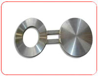 Stainless Steel Spectacle Blind Flanges manufacturers, supplier & stockist in india & asia