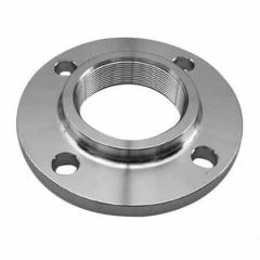 Threaded Flange BS316S31 / 316S33 Code 113 ,S235JR PN10 Stainless Steel Forged Threaded Flange