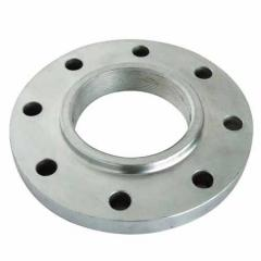 BS316S31 / 316S33 TABLE D/E Threaded Flange,S235JR PN40 Screwed Forged Flange Galvanized